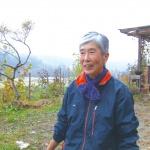 多品目栽培に取り組む女性農家
