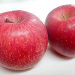 リンゴの『蜜』の入り方は、表面の柄・模様をみたら見分けられるのか?